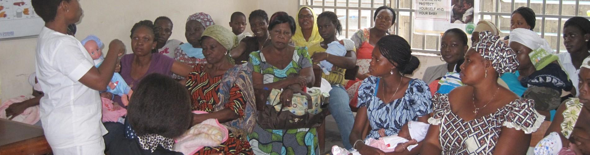 """Progetto """"Loving Gaze"""" in Nigeria"""